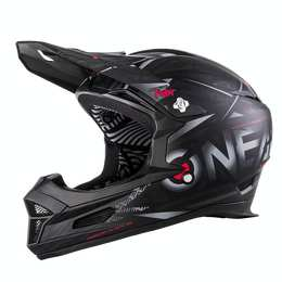 FURY Helmet SYNTHY black S (55/56cm)