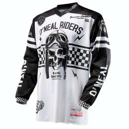 Oneal ULTRA LITE 70 Jersey black/white XL