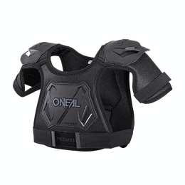 PEEWEE Chest Guard black M/L